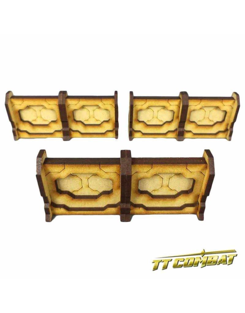TT COMBAT Small Walls (3)
