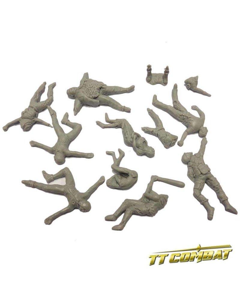 TT COMBAT Corpse Set
