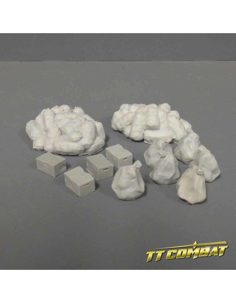 TT COMBAT Trash Set