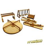 TT COMBAT Play Park Set