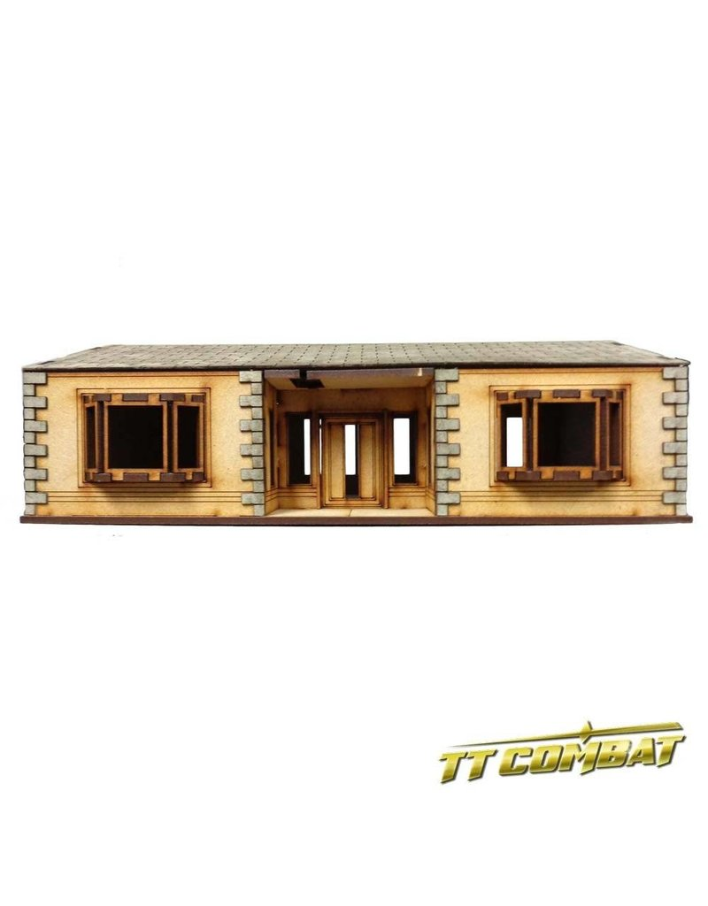 TT COMBAT Suburban House E