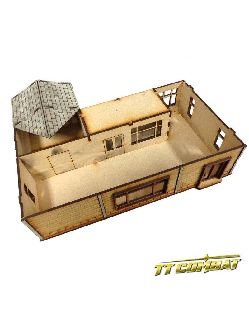 TT COMBAT Suburban House D