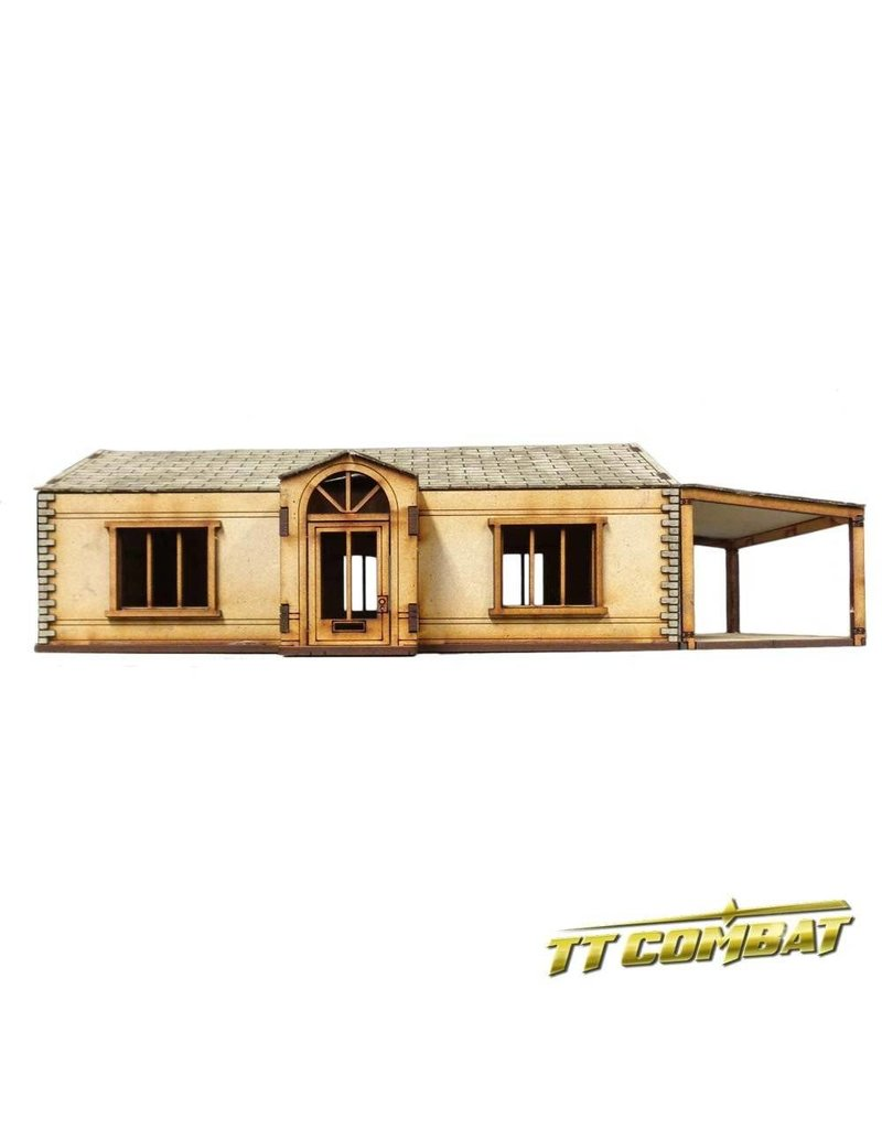 TT COMBAT Suburban House B