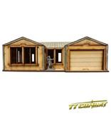 TT COMBAT Suburban House A