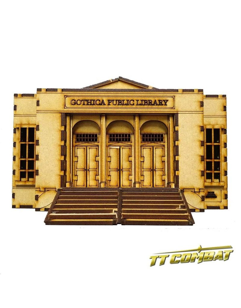 TT COMBAT Grand Library