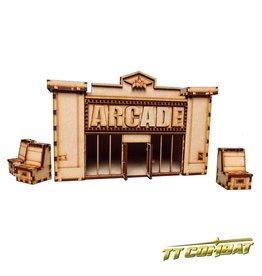 TT COMBAT Arcade