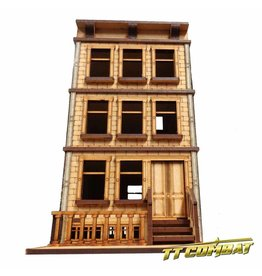 TT COMBAT Brownstone Building B