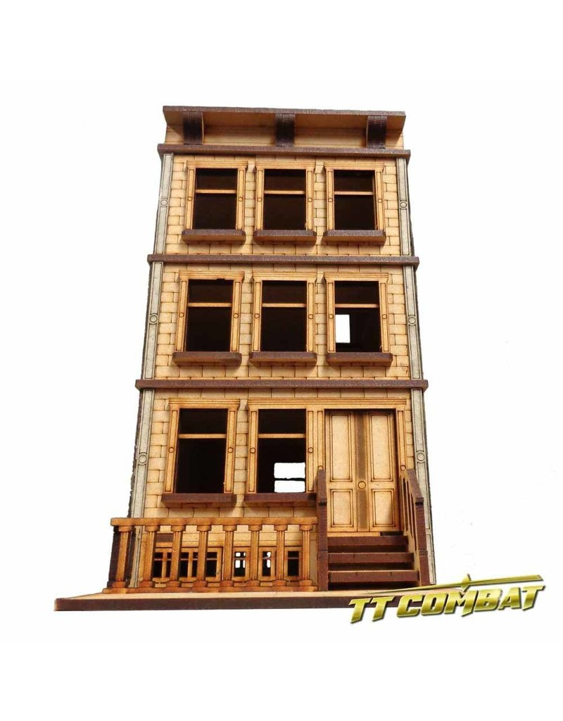 TT COMBAT Brownstone Building B