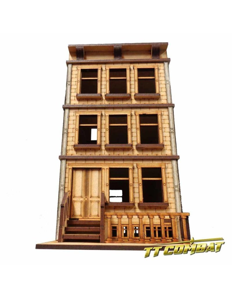 TT COMBAT Brownstone Building A