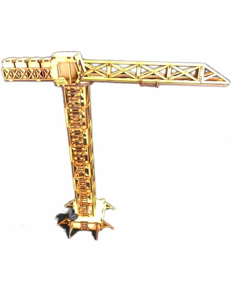 TT COMBAT Construction Crane