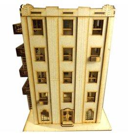 TT COMBAT Lincoln Building