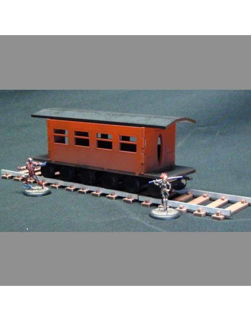 TT COMBAT Train Passenger Carriage