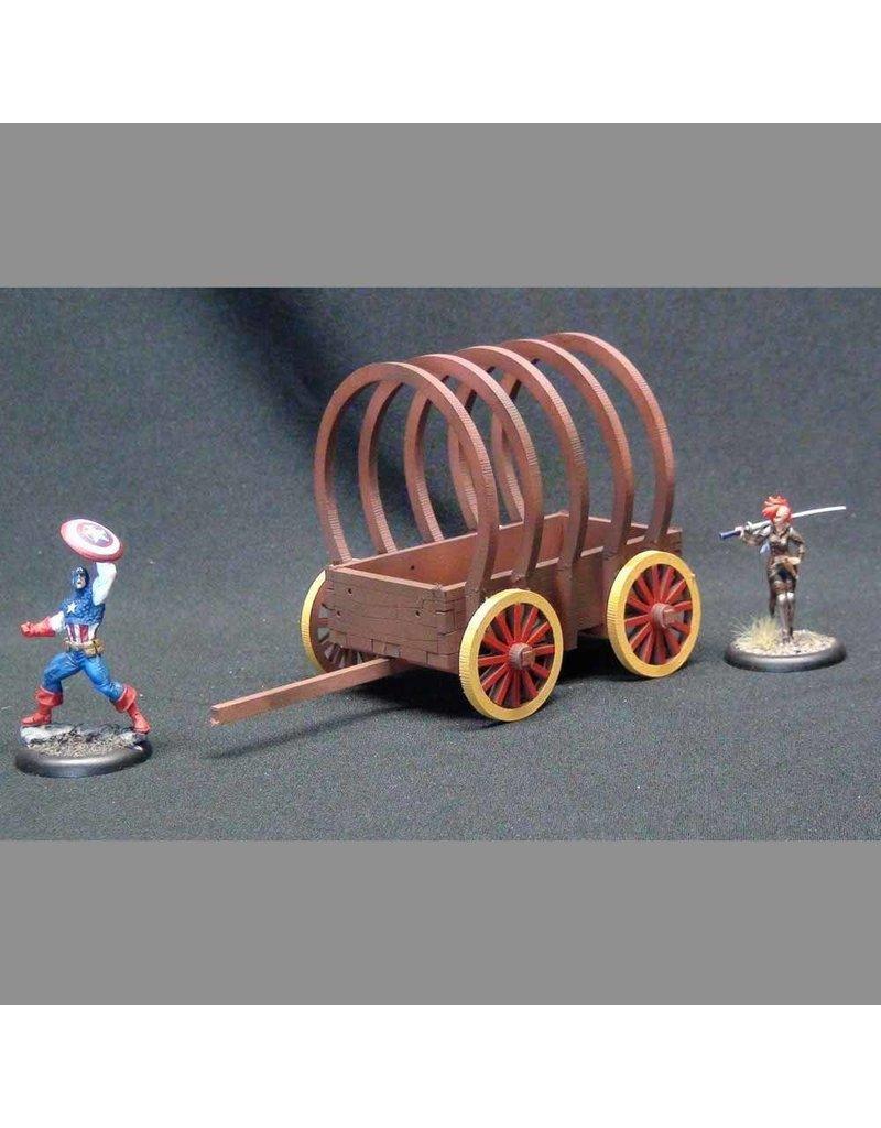TT COMBAT Stage Wagon