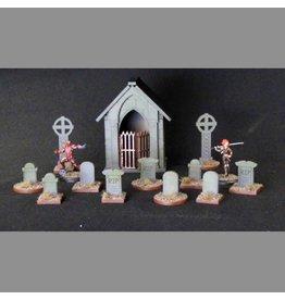 TT COMBAT Graveyard And Cemetary