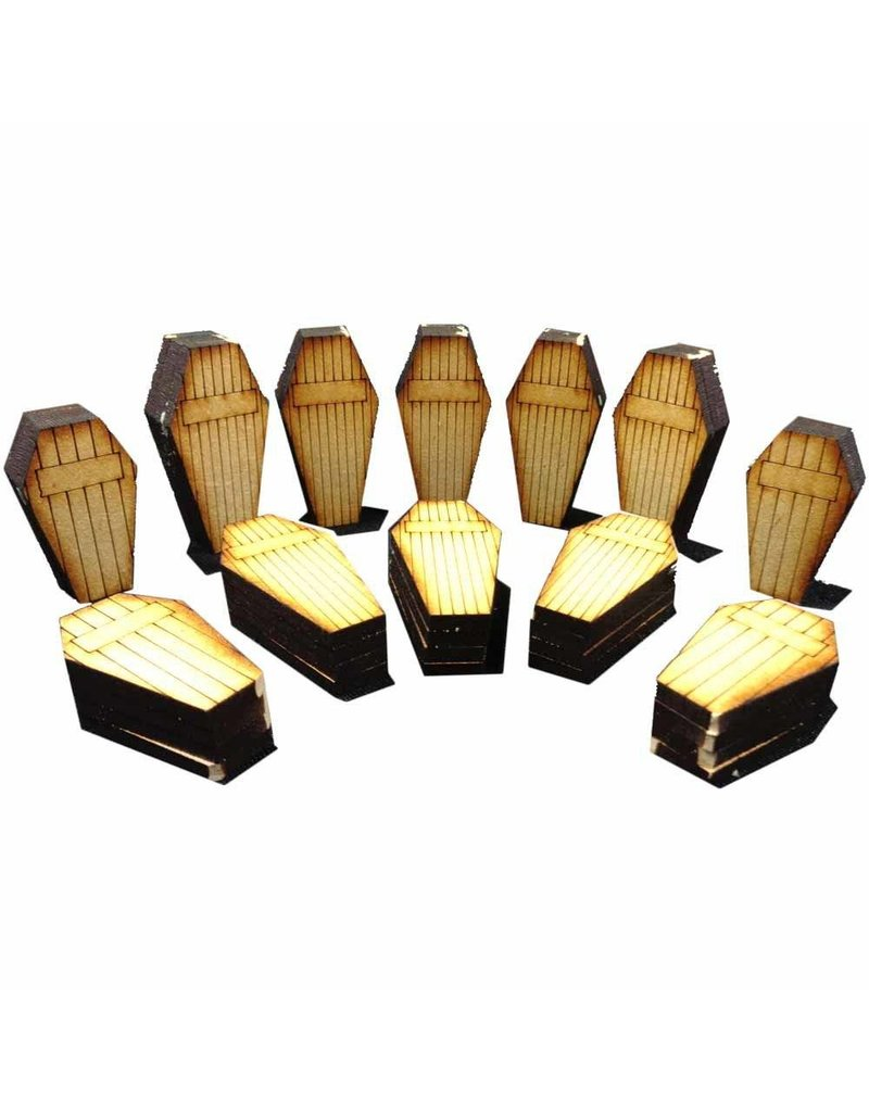 TT COMBAT Coffin Set