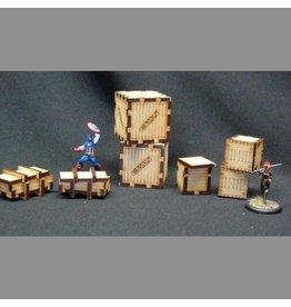 TT COMBAT Gun Crates