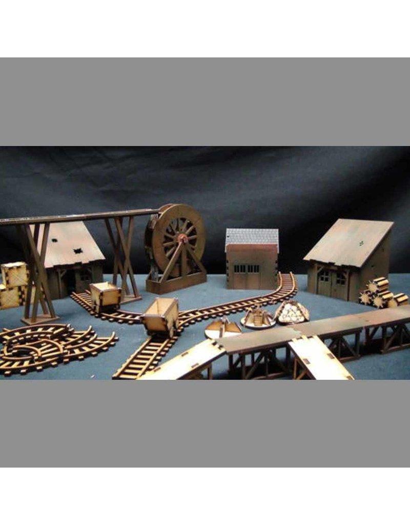 TT COMBAT Industrial Set