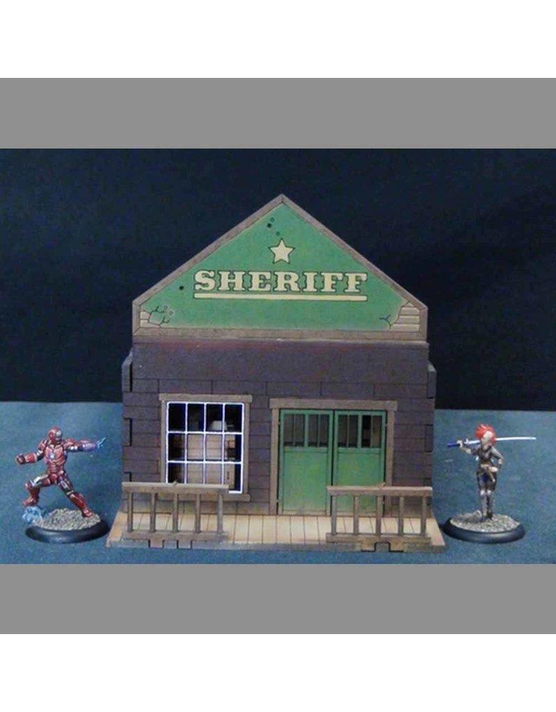 TT COMBAT Sheriff's Office