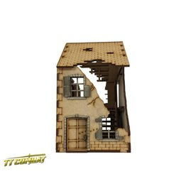 TT COMBAT 28mm Ruined Terrace House