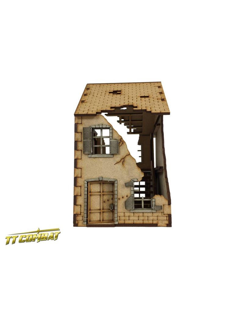 TT COMBAT 28mm Ruined Terrace House