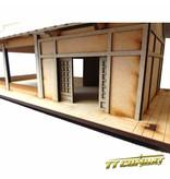 TT COMBAT Kiyomori Stage