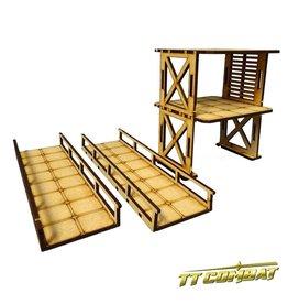 TT COMBAT Small Industrial Platform