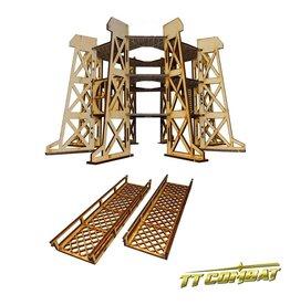 TT COMBAT Large Industrial Platform