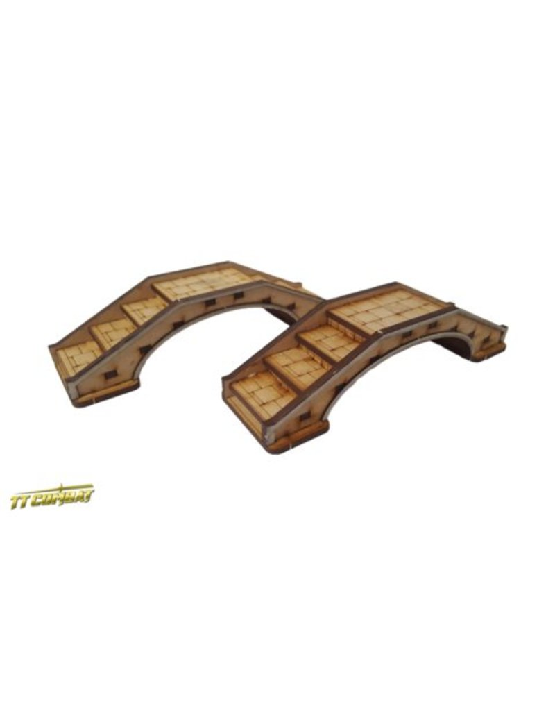 TT COMBAT Narrow Bridge Set