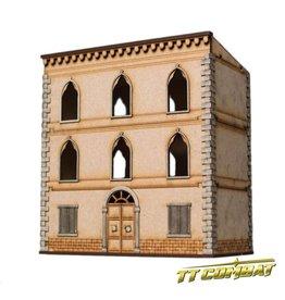 TT COMBAT Venetian Townhouse B