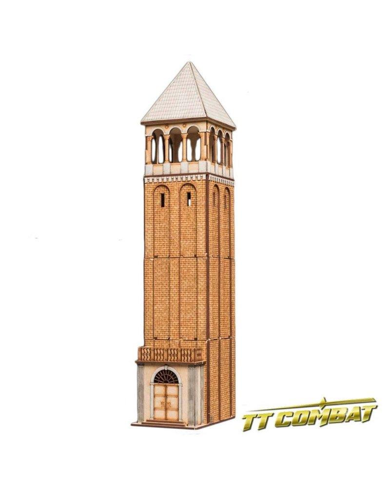 TT COMBAT Venetian tower