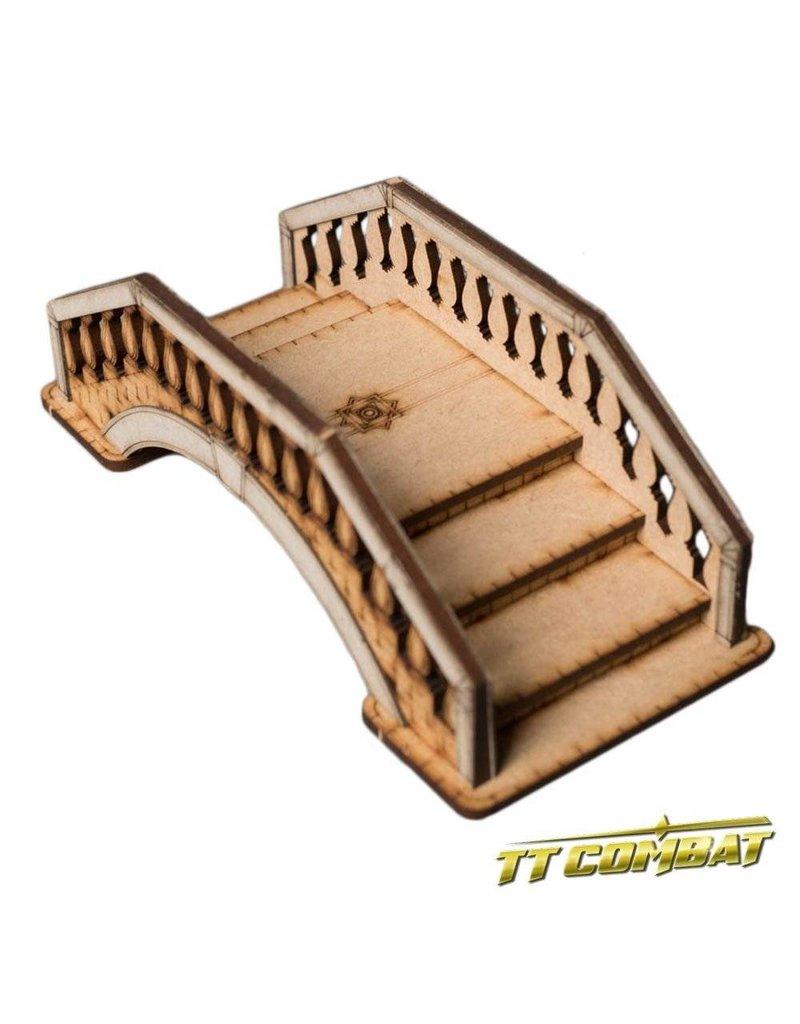 TT COMBAT Small Bridge A (pillar)