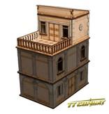 TT COMBAT Venetian Roof Terrace A