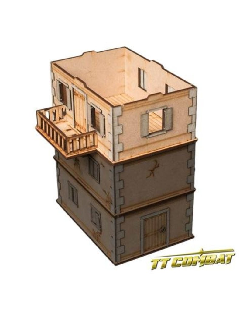TT COMBAT Simple Balcony
