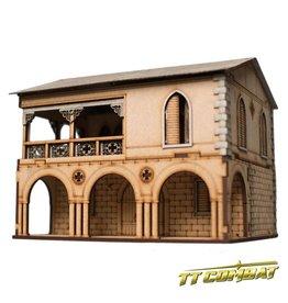 TT COMBAT Venetian Townhouse A