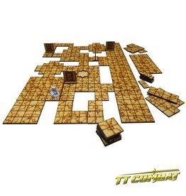 TT COMBAT Dungeon Tile Set A