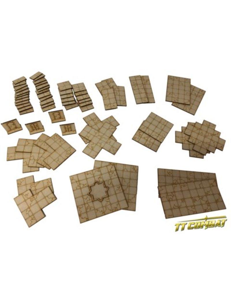 TT COMBAT Dungeon Tile Set A