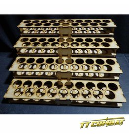 TT COMBAT Vallejo Mega Paint Rack 76