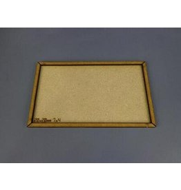 TT COMBAT 20 x 20mm Movement tray (7x4)