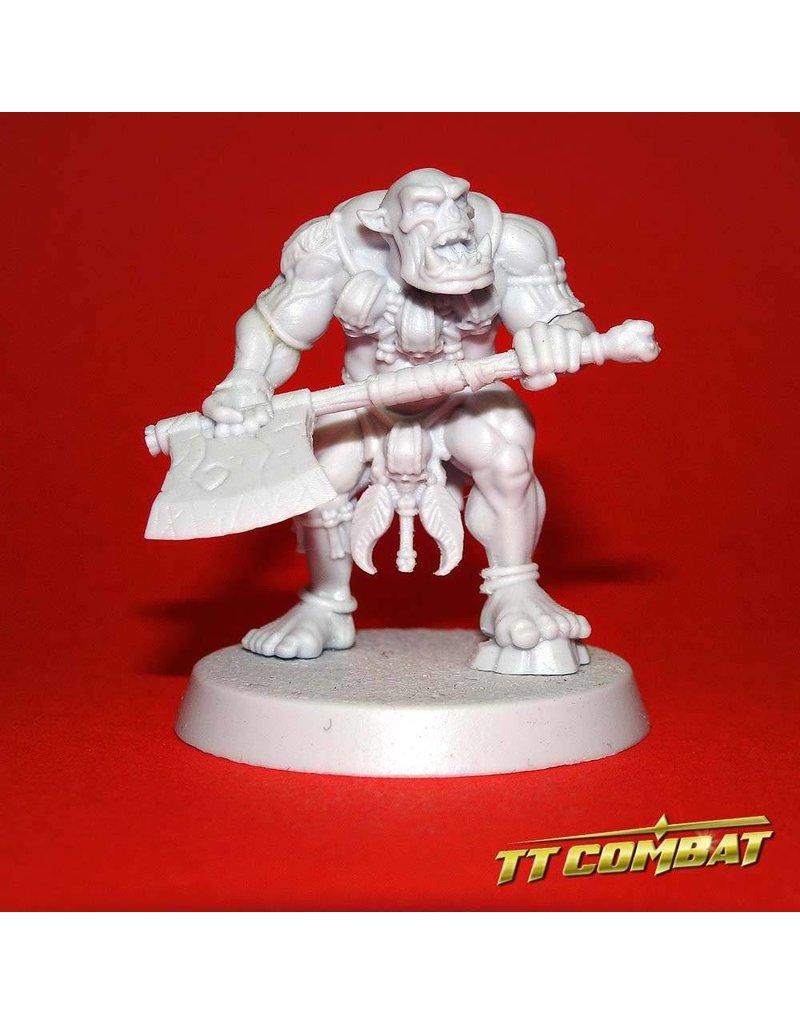 TT COMBAT Feral Orc Chief