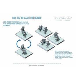 Spartan Games UNSC ODST Assault Unit