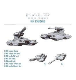 Spartan Games UNSC Scorpion Tank