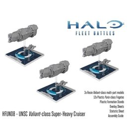 Spartan Games UNSC Valiant-Class Super Heavy Cruiser