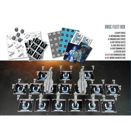 Spartan Games UNSC Fleet Box