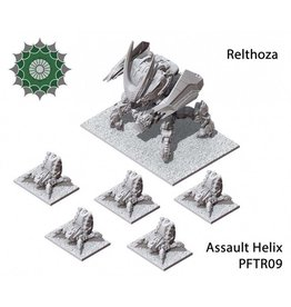 Spartan Games The Relthoza  Assault Helix