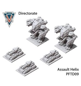 Spartan Games The Directorate Assault Helix
