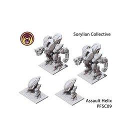 Spartan Games Sorylian Collective Assault Helix