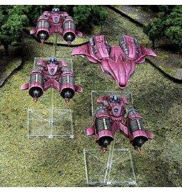 Spartan Games Sorylian Collective Aerial Interceptor Helix