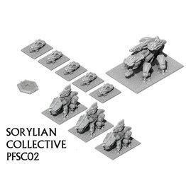 Spartan Games Sorylian Collective Heavy Armour Helix