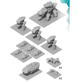 Spartan Games Sorylian Collective Core Helix