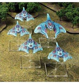 Spartan Games Aquan Prime Aerial Interceptor Helix